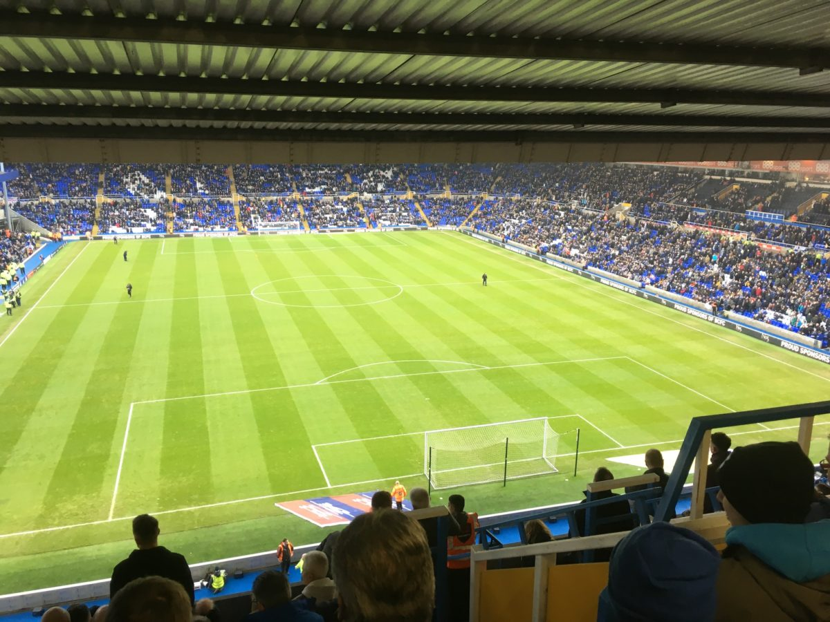 St Andrew's taken 26 December 2018